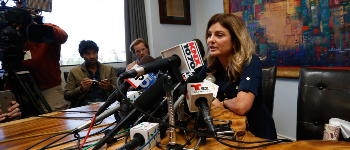 Lisa Bloom claims shes mortified for being associated with Harvey Weinstein REUTERS/ Mario Anzuoni