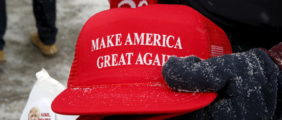 Student Who Stole A MAGA Hat Off Someone's Head Faces Year In Jail [VIDEO]