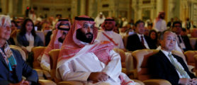 Saudi Arabia Could Seize $100 Billion From Suspects In 'Anti-Corruption' Sweep