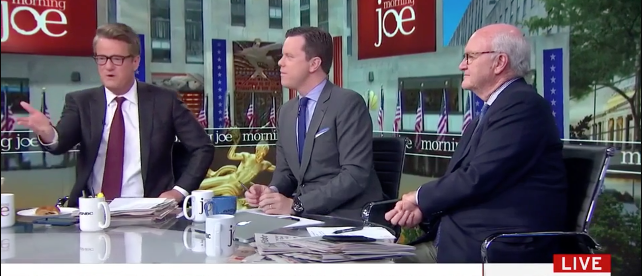 Screenshot MSNBC Morning Joe Mike Barnicle Nov 29