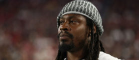 Trump Rips Marshawn Lynch For Sitting During American Anthem While In Mexico