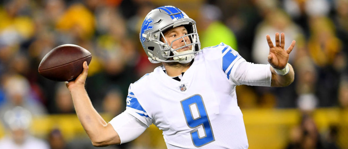 Matthew Stafford Says He's 'As Far Along As I Should Be' With The Lions New Offense