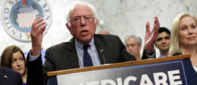 Bernie Sides With GOP: 'Don't Shut Down The Government'