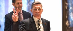 Report: Flynn's Lawyers Split With Trump