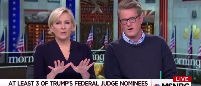 "MSNBC's ""Morning Joe"" on Nov. 15, 2017. (Photo: Screenshot/MSNBC)"