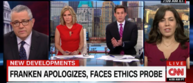 CNN's John Berman Wonders 'What's The Point' Of Investigating Franken