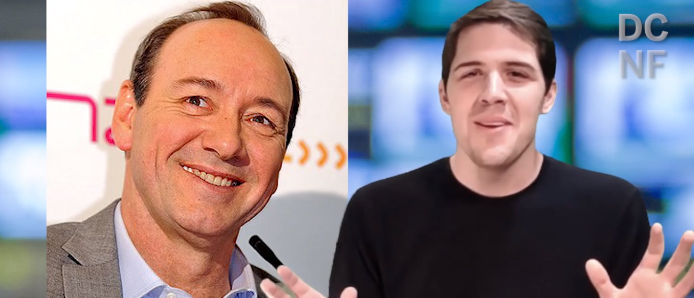 """""""Nick At Night"""" takes on Kevin Spacey this week. (Screenshot-DCNF)"""