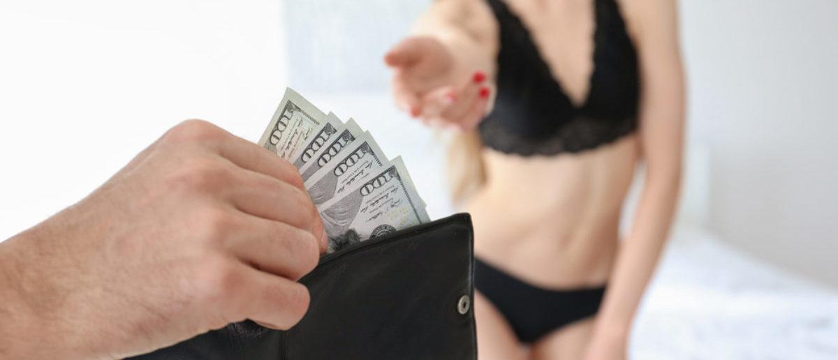 Prostitute (Credit: Shutterstock)