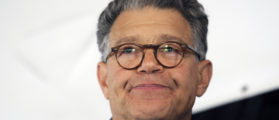 Al Franken's Newest Excuse For Groping Allegations: 'I Hug People'