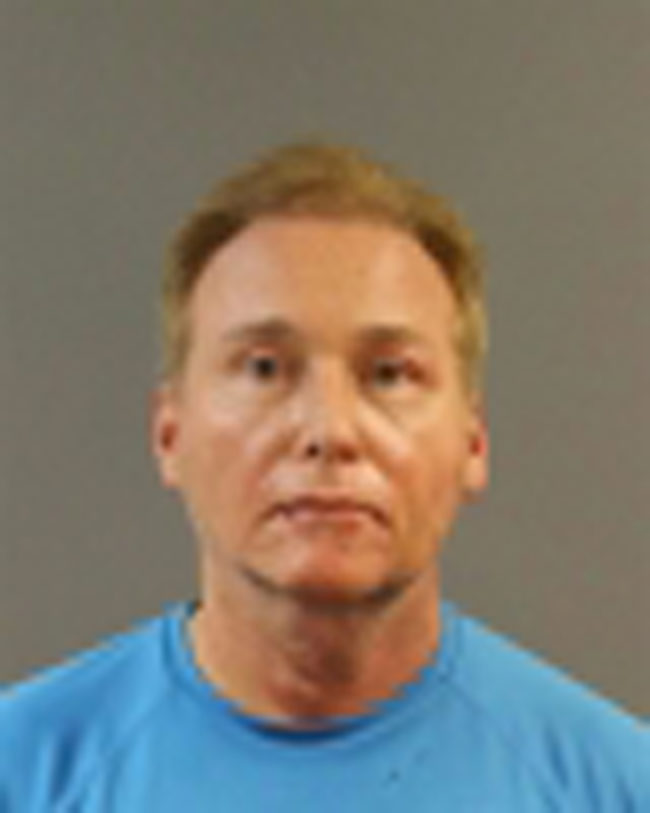Rene Boucher, 59, of Bowling Green, who Kentucky State Police says assaulted U.S. Senator Rand Paul at his residence, and charged with one count of assault, is seen in this Warren County Detention Center photo, in Bowling Green, Kentucky, on November 3, 2017. Courtesy Warren County Detention Center/Handout via REUTERS