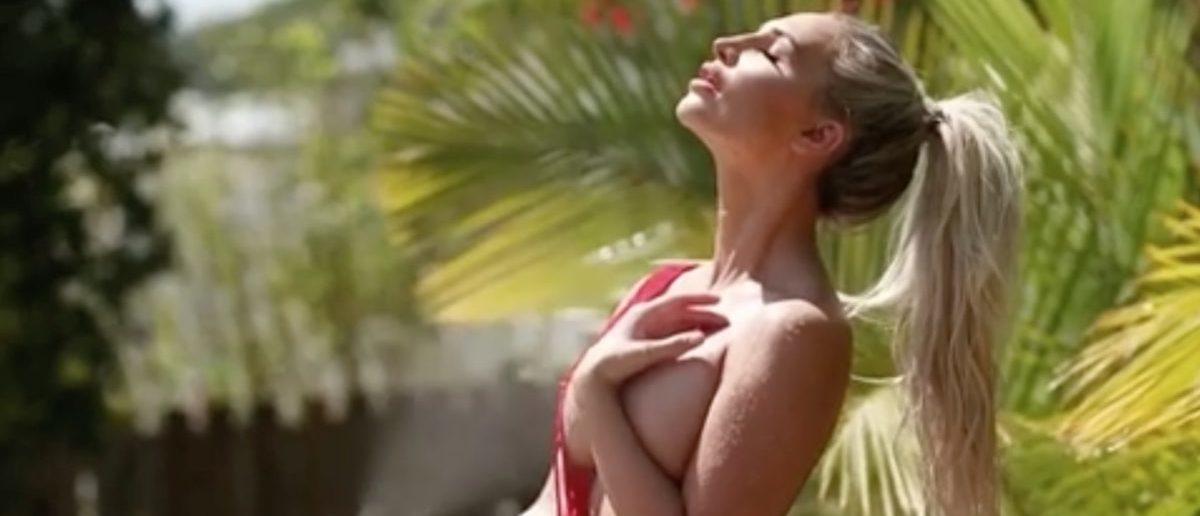 Rosanna Arkle (Credit: Screenshot/Instagram Video)