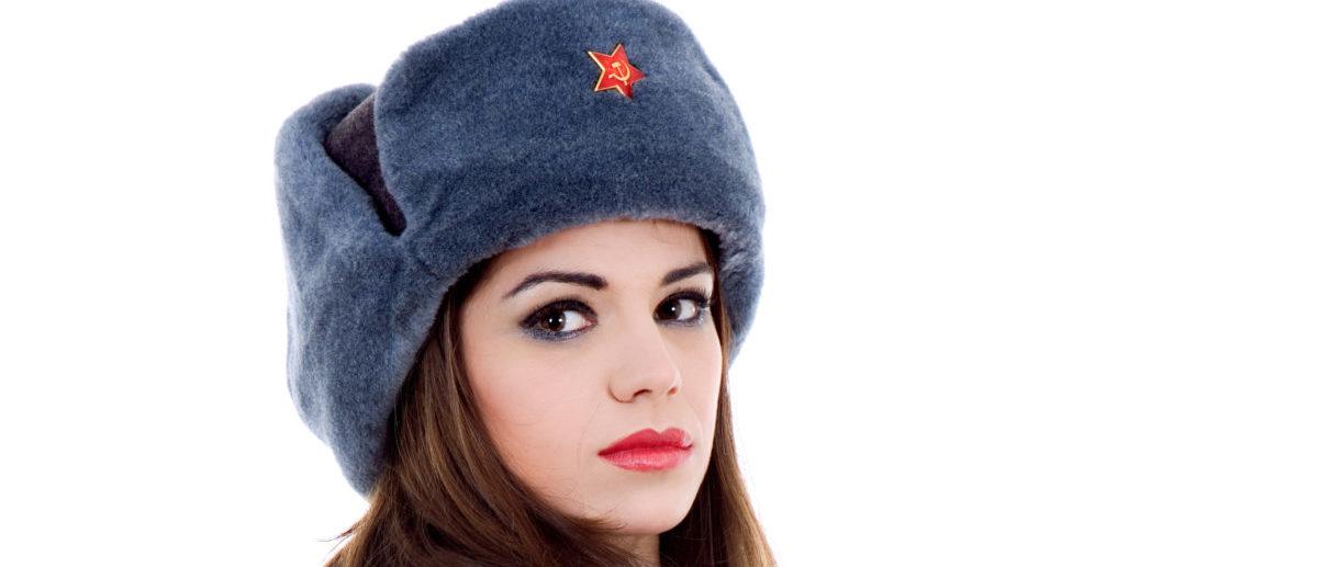 Russian woman (Credit: Shutterstock)