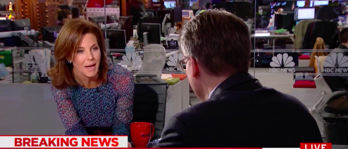 Screen Shot Stephanie Ruhle (MSNBC: Nov 2, 2017)