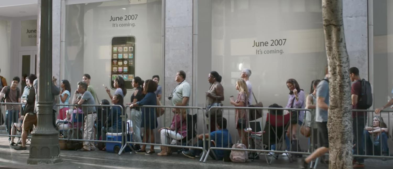 Samsung Galaxy: Growing Up [Screenshot/YouTube/Public - User: Samsung Mobile USA]