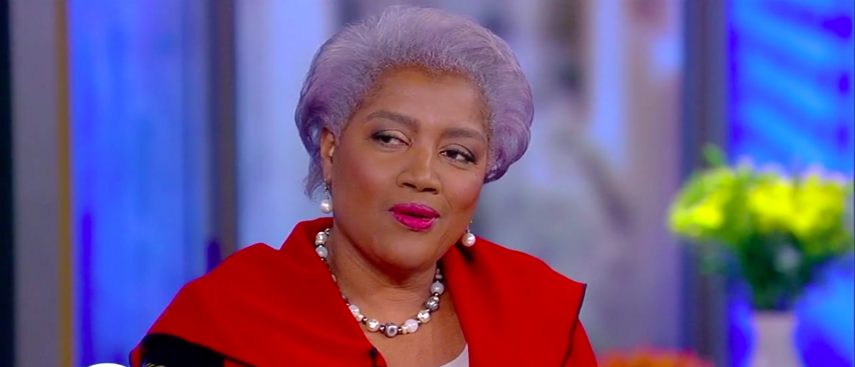 Screen Shot Donna Brazile (ABC: Nov 7, 2017)