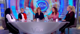 'The View' Pivots To Trump While Discussing Allegations Against Franken [VIDEO]