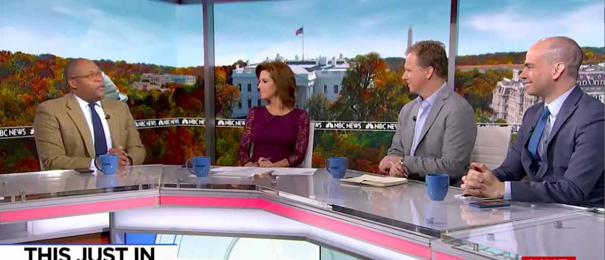 Screenshot Stephanie Ruhle and Panel (MSNBC: Nov 24, 2017)