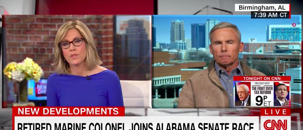 Screen Shot Lee Busby (CNN: Nov 27, 2017)