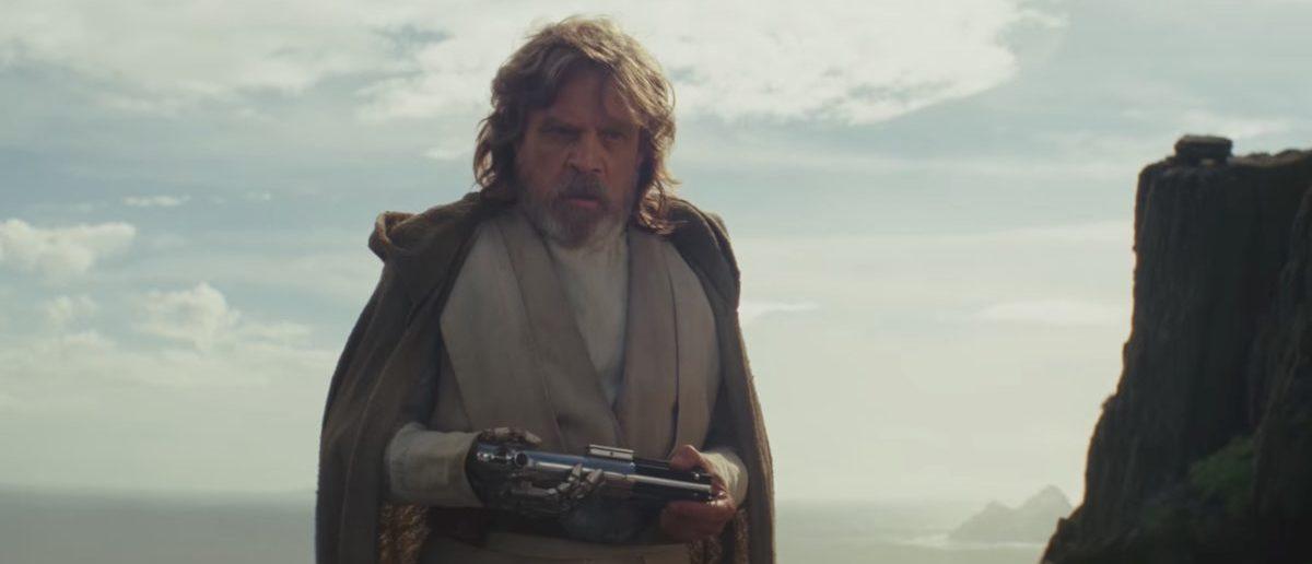 Star Wars The Last Jedi (Credit: Screenshot/YouTube Science vs Cinema)