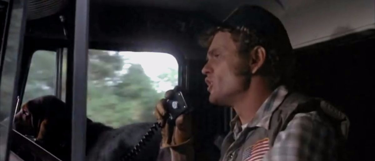 Smokey and the Bandit truck YouTube screenshot/Movieclips