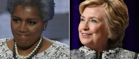 Donna Brazile Discusses Hillary's Health [AUDIO]