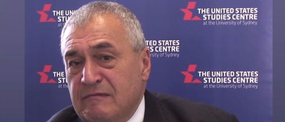 Tony Podesta/YouTube screenshot United States Studies Centre