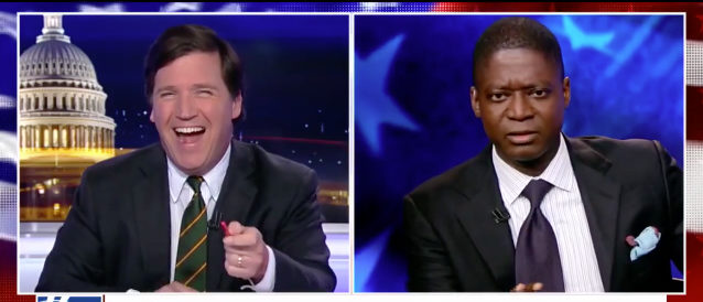 Tucker Professor Fox News Screenshot