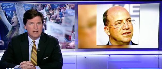Tucker Zucker CNN screenshot
