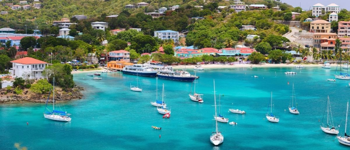 US Virgin Islands Shutterstock/BlueOrange Studio