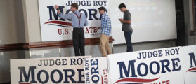 Washington Post: 'Defiant' Alabama Voters Are Sticking With Moore