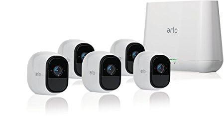 Normally $820, this security system is 30 percent off for Cyber Monday (Photo via Amazon)