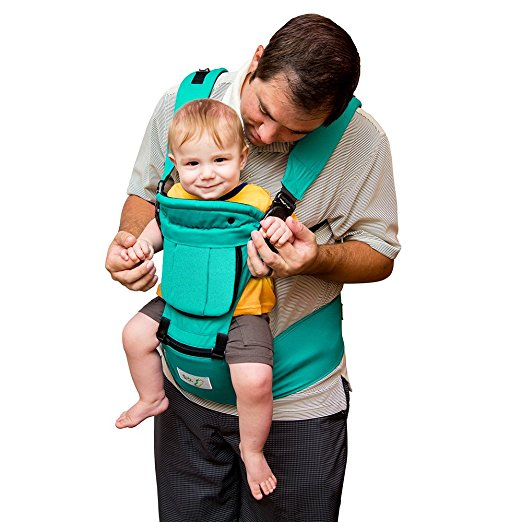 Normally $50, this baby carrier is 34 percent off with this code (Photo via Amazon)
