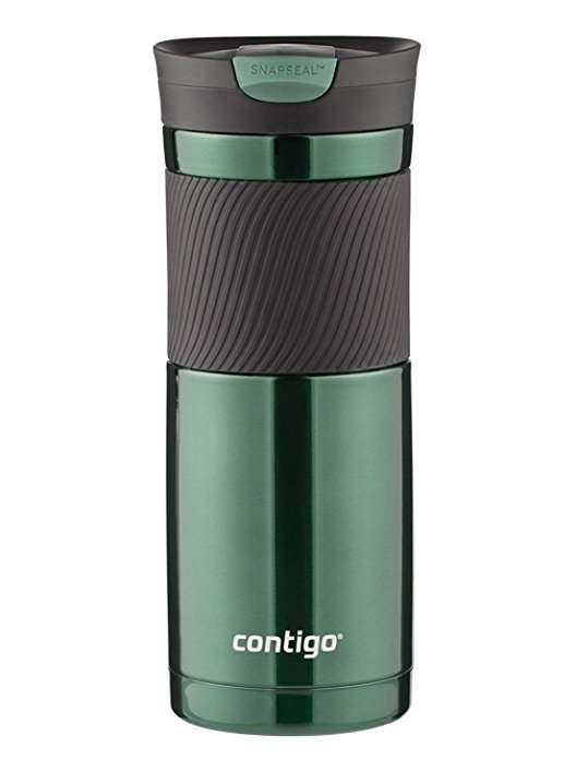 Normally $15, this Contigo travel mug is 52 percent off today (Photo via Amazon)