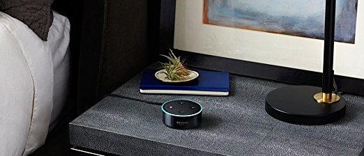 The Echo Dot is just $30 today (Photo via Amazon)