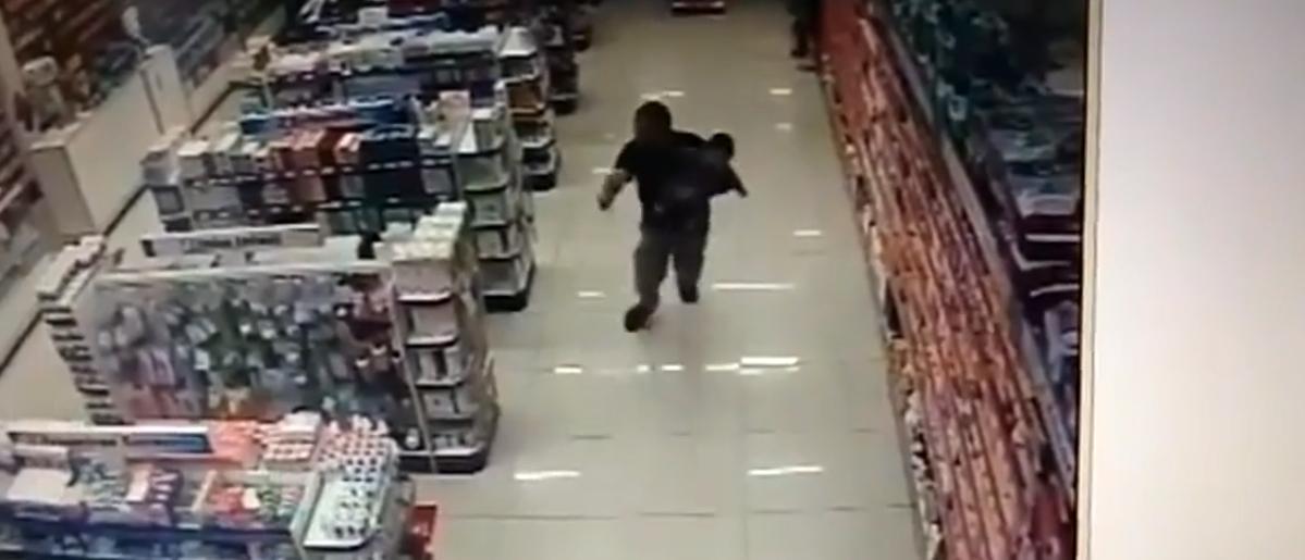 Brazilian Cops/Screenshot Video/Sao Paulo State Police