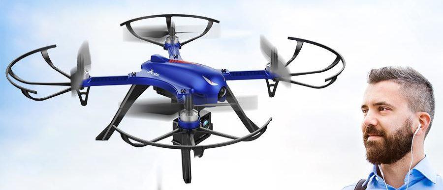 People LOVE this drone (Photo via Amazon)