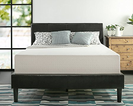 Normally $290, this memory foam mattress is 38 percent off today (Photo via Amazon)