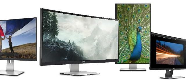 Dell monitors (Photo via Amazon)