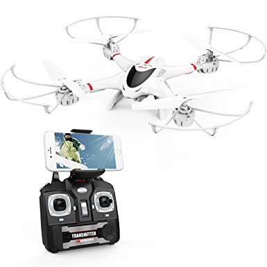 Normally $70, this drone is 29 percent off with this code (Photo via Amazon)