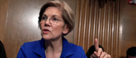 Elizabeth Warren Says Trump Is Guilty Of 'Slut' Shaming