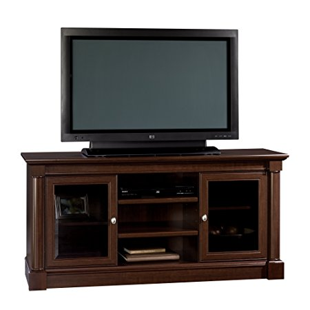 Normally $400, this entertainment center is 61 percent for Black Friday (Photo via Amazon)