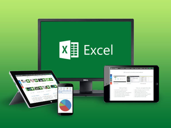 Normally $1000, a lifetime subscription to this Excel course is 97 percent off
