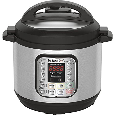 Normally $130, the 8-quart Instant Pot is 37 percent off today (Photo via Amazon)