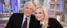 Meghan McCain Secretly Ties Knot At Family Ranch [Wedding Pics]
