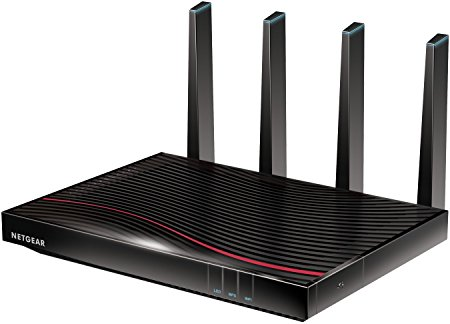 Normally $400, this modem router is 30 percent off today (Photo via Amazon)