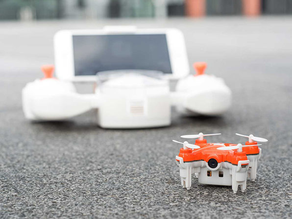 Normally $99, this tiny drone is 35 percent off today (Photo via Amazon)