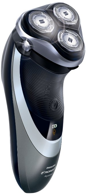 Normally $89, this #1 bestselling rotary shaver is 55 percent off today (Photo via Amazon)