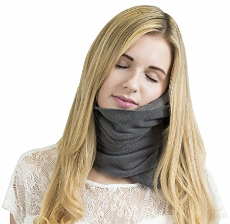 Normally $40, this #1 bestselling travel pillow is 48 percent off today (Photo via Amazon)