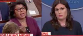 Sarah Sanders Asked About Hillary Condemning Trump's Sexual Behavior – Her Response Is A Flamethrower