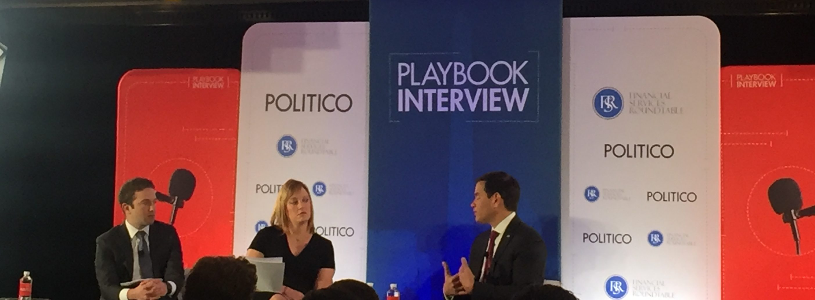Jack Crowe DCNF/Playbook Rubio interview